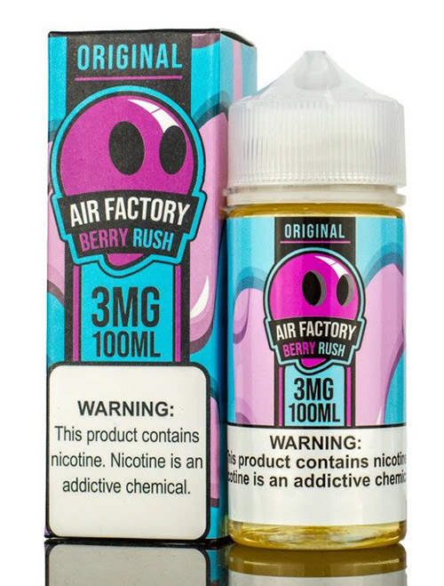 Same day Delivery | Air Factory Berry Rush Vapestore
