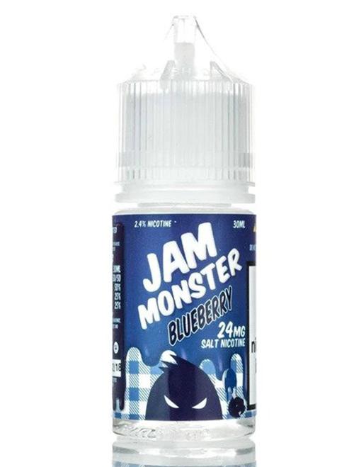 Sameday Delivery  Jam-Monster-Blueberry-salt online vapestore