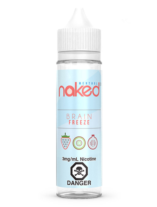 Sameday Delivery| Naked Brain freeze 60ml ejuice - online vapestore