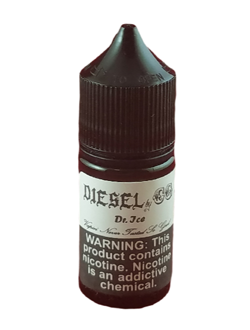 Same day Delivery| Diesel By CG Dr ice ONLINE VAPESTORE