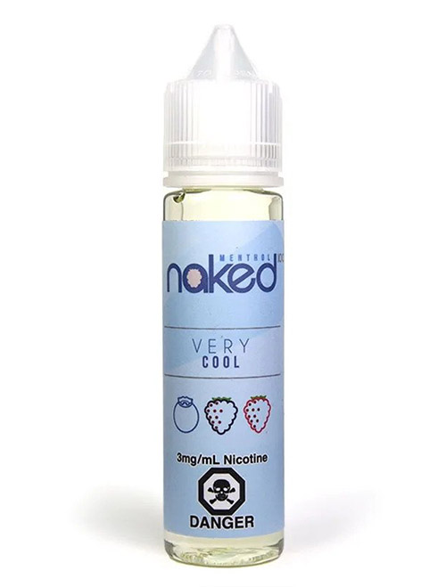 Same day Delivery|NAKED VERY COOL 60ml- Online vapestore