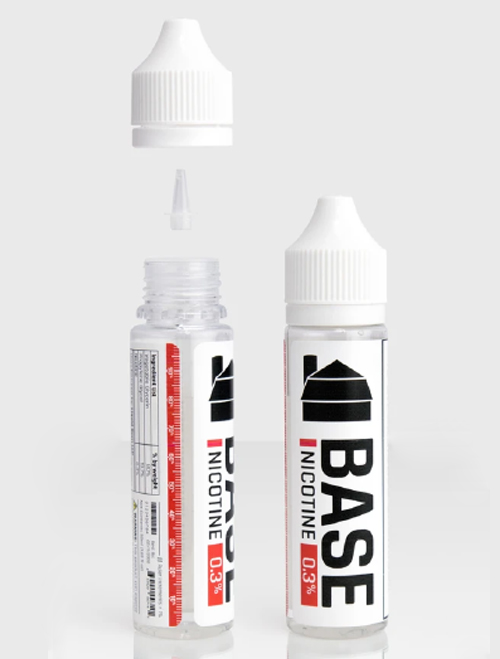 Sameday Delivery | Liquid Barn Base Unflavored Short Fill (50ml-online vapestore