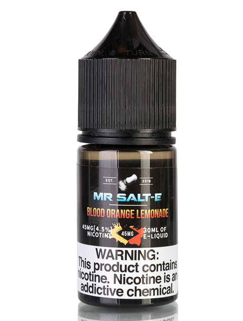 Same day Delivery | Mr. Salt-E Blood Orange Lemonade - Online vapestore