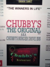Chubby Burger Drive In