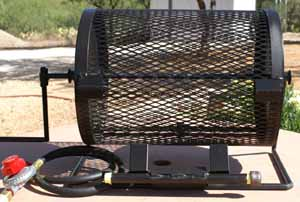 Home Green Chile Roaster