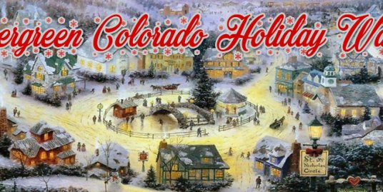 Evergreen CO Holiday Walk 2016