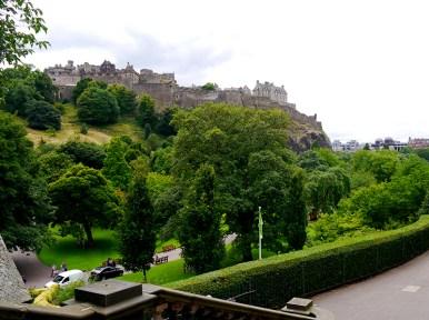 Kings Garden, Edinburgh