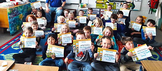 Junior Achievement Elementary Students