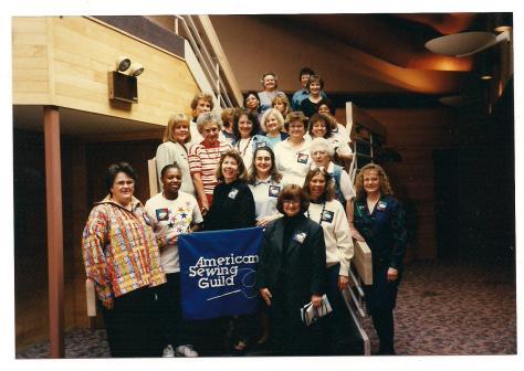 Sew Away 1995