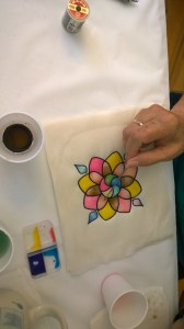 Denver Chapter Class-Silk Dyeing by Lisa Shaw