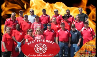 Volunteers are the Heart of Organizations- Including West, Texas Fire Department
