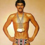 Mark Spitz, Olympic Swimmer