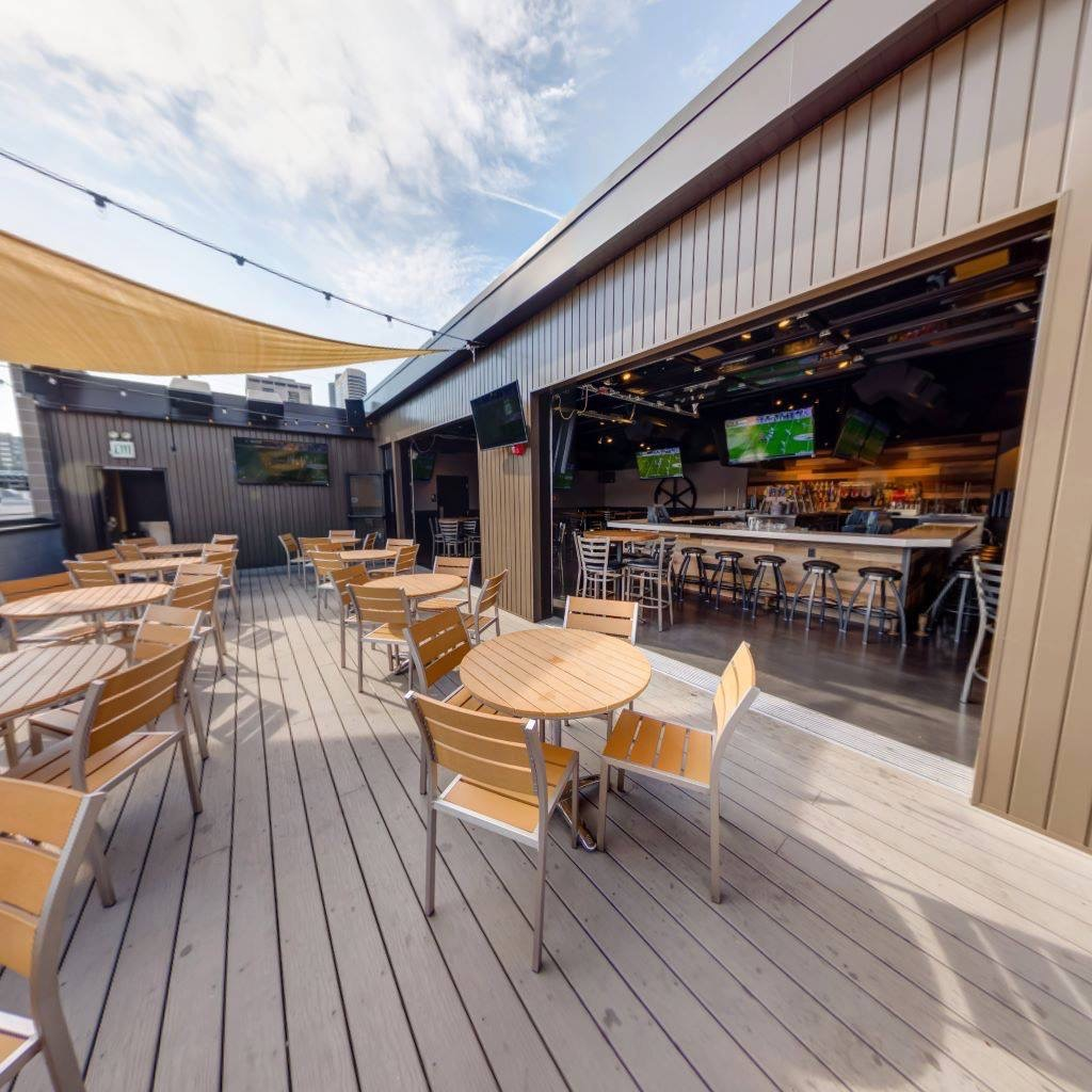 Rooftop Bar Space in Denver Sports Column