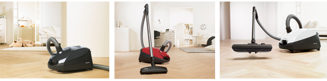Miele Classic C1 Canister Vacuums