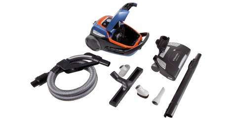 Electrolux UltraOne Signet Canister Vacuum EL7083ASG with Accessories