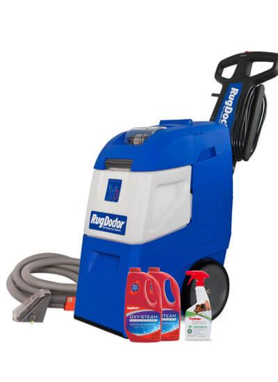 RugDoctor vacuum cleaner