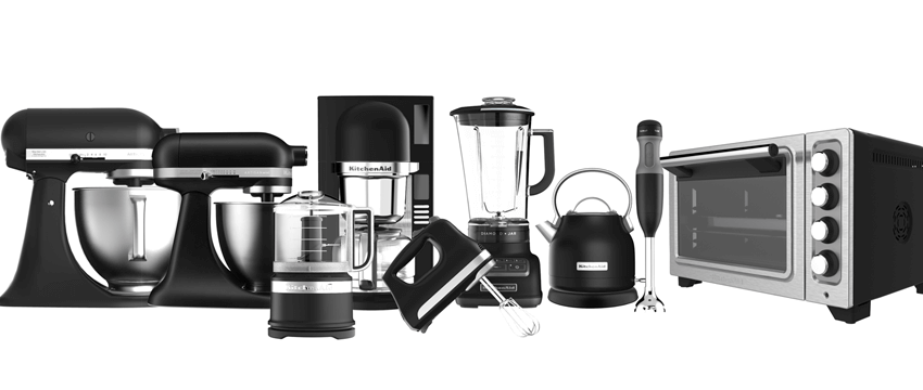 Small appliances. Mixers, blenders, microwave, coffee machines. Small appliance repair