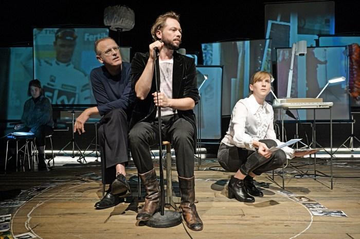 """ForsterHuberHeyne"" op Theater aan Zee"