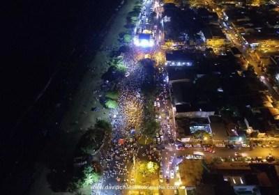 Puntarenas disfruto de conciertos internacionales al aire libre
