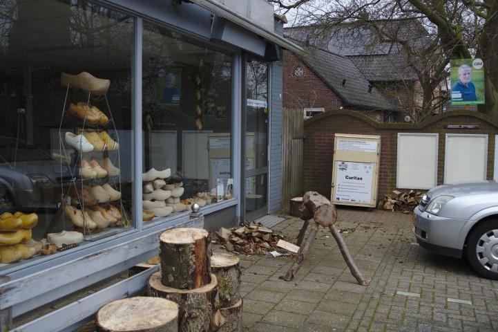 Klompenmuseum - St. Jansstraat