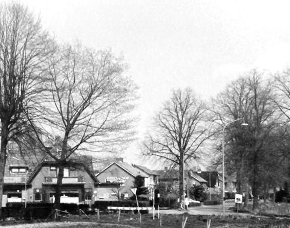 De Eikeboom toen