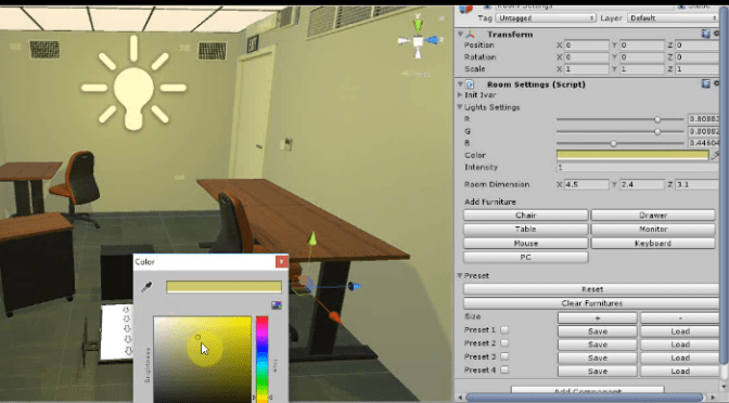 The PSY-VR suite: Using Virtual Reality for psychological testing across different environments