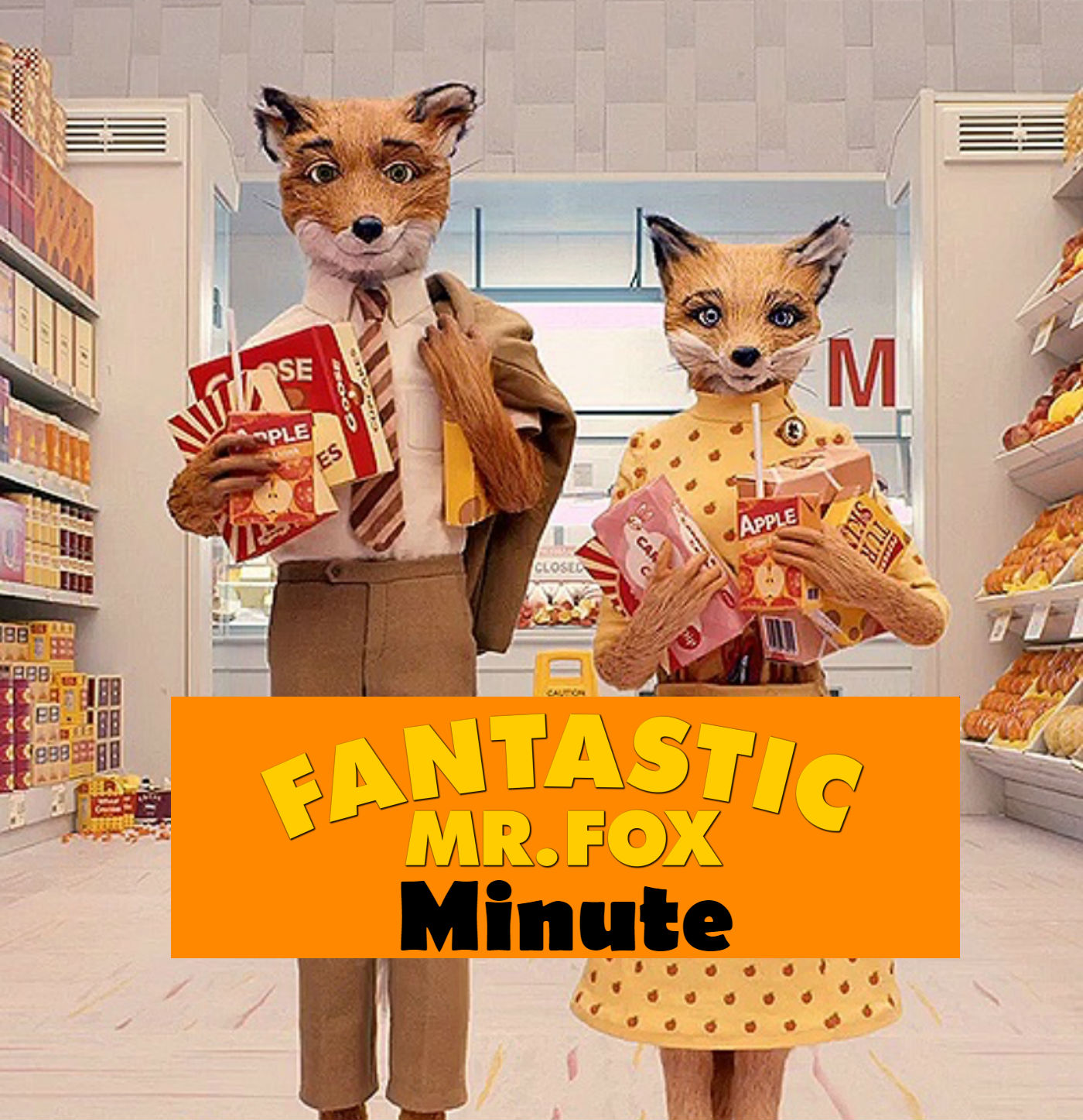 Fantastic Mr Fox Minute