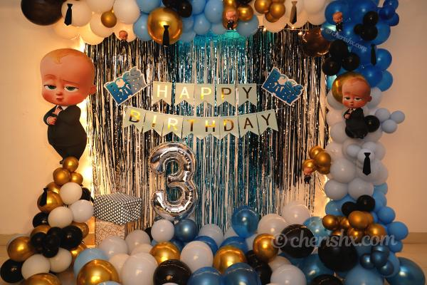 1st Birthday Decoration Service With Different Themes For Your Kids Birthday