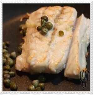 cá chẽm, cá chẽm áp chảo, củ thì là, món Ý