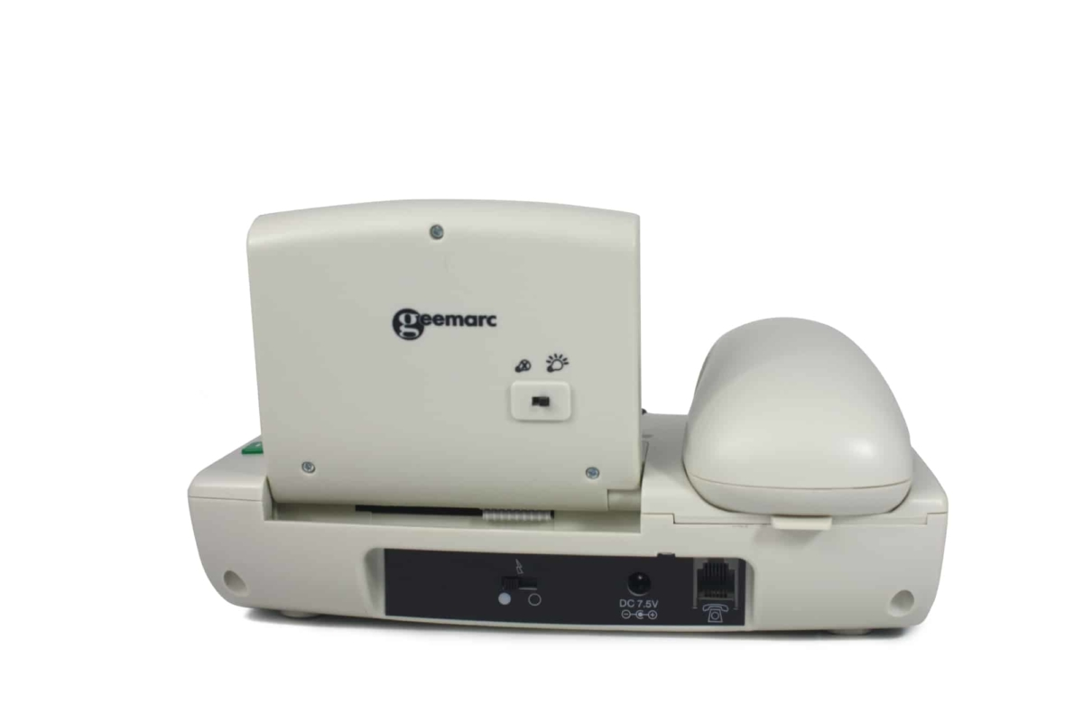 telephone personne agee compatible box internet