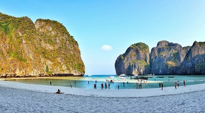 Maya Bay, The Beach