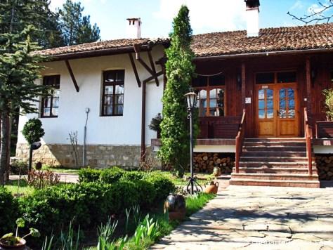 Casa traditionala din Arbanassi