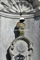 obiective turistice Bruxelles, Manneken Pis