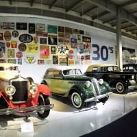 obiective turistice Bruxelles AutoWorld Museum