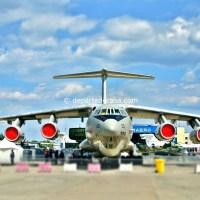 Pakistan Air Force Ilyushin Il-78 @ BIAS 2015