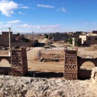 Portile catre desert, de la Hotel Bivouac Le petit Prince