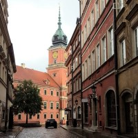 Zamkowy Palatul Regal