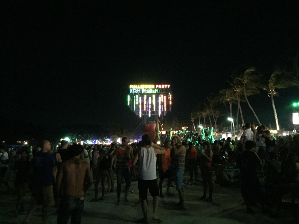 C. Full Moon Party 3