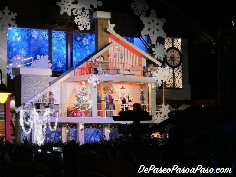 Show de encendido de luces en Gramado