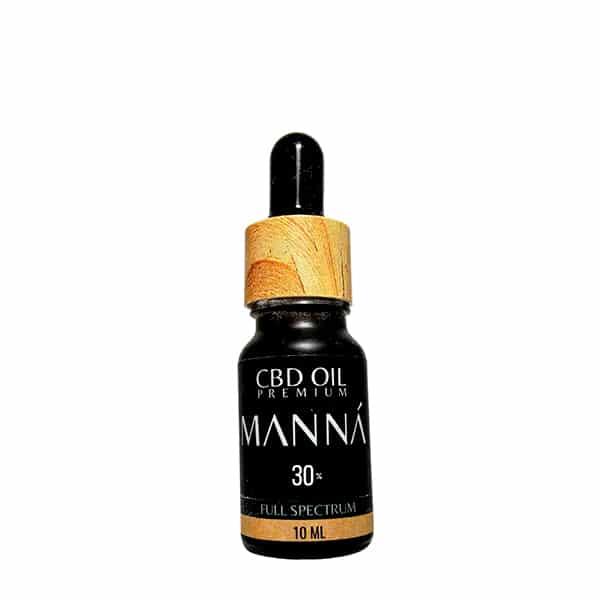 Aceite CBD 30 % Manná