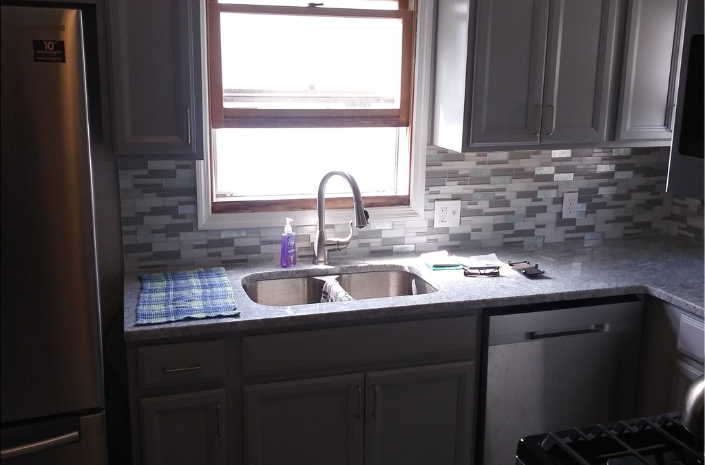 New Kitchen Overview