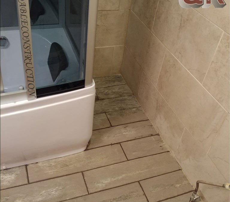 Grout Touch Up