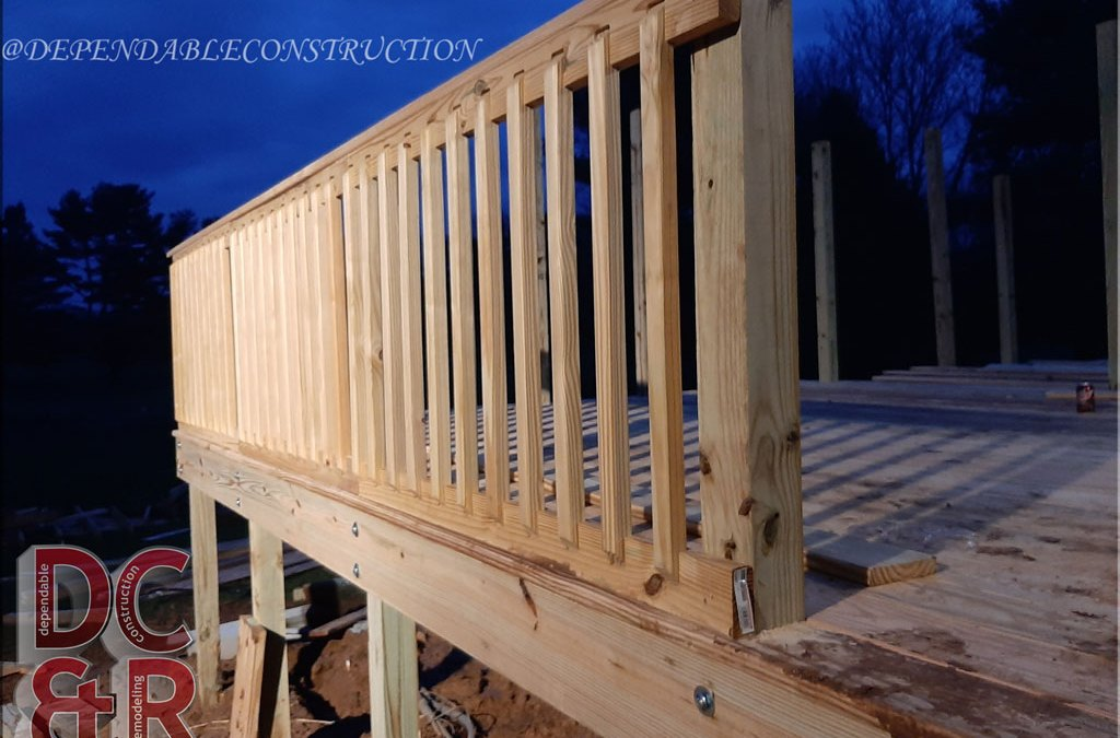 Handrails Used