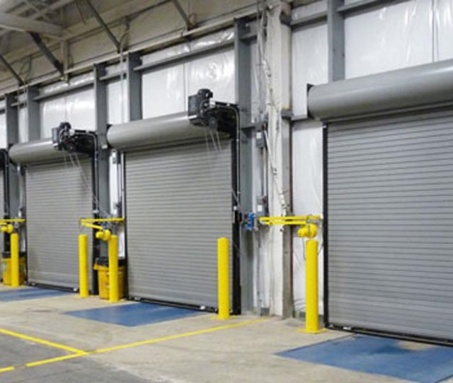 Rolling Steel Fire Doors
