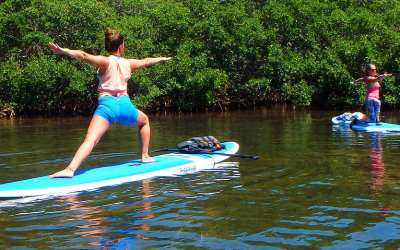 Anchor For Paddle Board Yoga