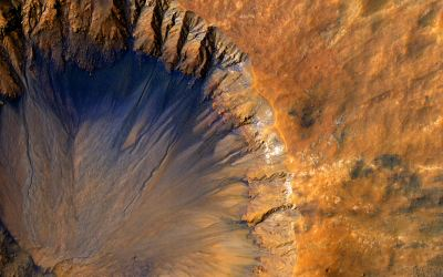 Liquid Body of Water Discovered on Mars