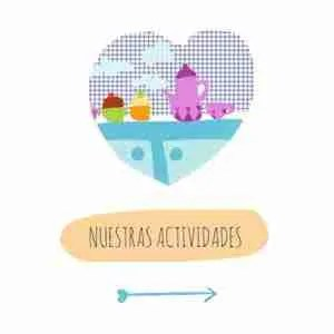 Ir a ejemplos de actividades de nuestro proyecto educativo