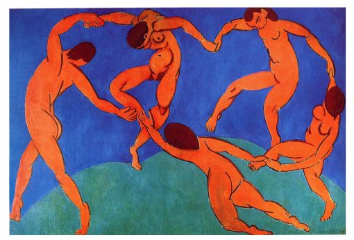 La Danza. Henri Matisse