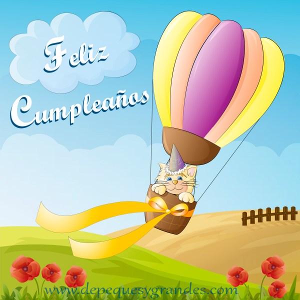 Tarjeta De Cumpleaños Gratis Para Descargar
