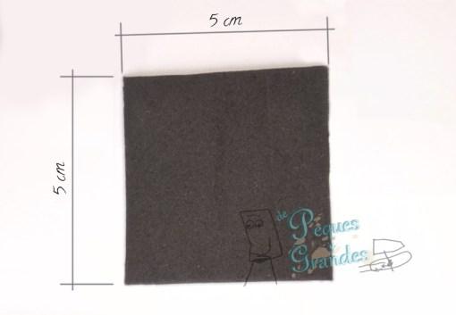 medida cuadrados banderas de fórmula uno en goma eva